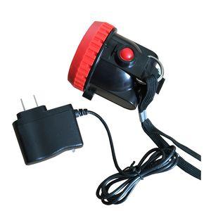 12pcs lot LED Miner's Light Underground Headlamp Outdoor Camping Headlight CE Exs I certification IP67 Mining Cap Lamp KL3LM Free Shipping