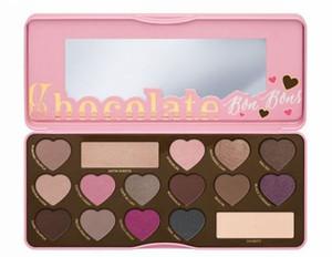 Spedizione gratuita ePacket! New Chocolate Sweet Bon Bons Eyeshadow Palette 16 colori Ombretto!