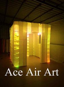 heißer verkauf outdoor cube zelt top qualität aufblasbare photo booth / aufblasbare hochzeit photo booth