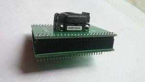 CNV-QFN8-DIP BURN IN SOCKET Plastronic 08QN50T43020 QFN8PIN SOCKET CON PCB BOARD 0.5MM PITCH