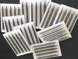 800Pcs 혼합 3,5,7,9RT 5,7,9,11FT DISPOSABLE TATTOO TIPS 노즐 LONG BLACK 문신 TUBE TIPS 노즐 EQUIPMENT FOR 108MM NEEDLE 키트 GRIPS