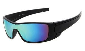 1 unids bajo precio moda para hombre deportes al aire libre gafas de sol a prueba de viento intermitentes gafas de sol diseñadores de la marca Eyewear célula de combustible envío gratis