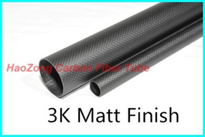 16MM OD x 12mm 13mm 14mm 15mm ID Carbon Fiber Tube 3k 500MM Long with 100% full carbon, (Roll Wrapped) Quadcopter Hexacopter Model
