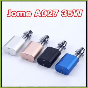Auténtico JOMO Lite 35W Mini 35W Box Mod A027 Kit de inicio VS Jomo Lite 40W 65W VS Innokin TC 100W Kit Aspire plato