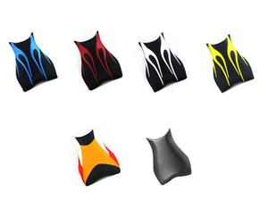 6 цветов спереди водитель Подушка сиденья на заднем сиденье для Honda CBR1000RR 2008-2011 Новых