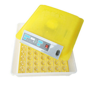 56 بيضة أوتوماتيكية بالكامل تحول البيض التحكم في درجة الحرارة حاضنة حاضنة الدواجن حاضنة الفرخ البطة حاضنة السمان هاتش المعدات