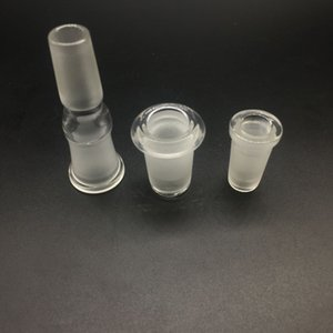 3 размер стекла конвертер адаптеры женский 10мм до 14мм мужской, женский 14мм мужской 14мм, 14мм 18мм Мужской Женский для нефтяных вышек