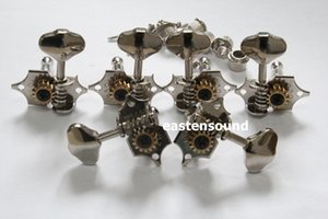1Set 3R-3L Genuine Vintage Gr Guitar Machine Heads Tuners Chrome ( without original packaging ) Tuning Peg
