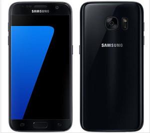 """Новое поступление Оригинальные Samsung Galaxy S7 / Galaxy S7 Edge 5.1 """"12mp Камера 2160P 4 ГБ ОЗУ 32 ГБ ROM 4G LTE SIM-SIM REVERBIED PHONE"""
