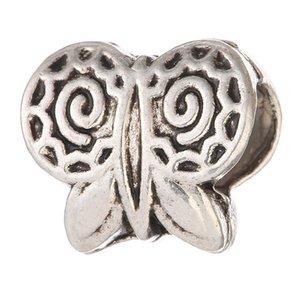 Branelli allentati per braccialetto GAGAFEEL Design Big Hole fai da te sciolto Karma Bead adatto per il fascino europeo bracciali Bangle New Fashion