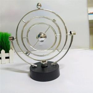 Бесплатная доставка небесного крыла трекер магнитный вигглер ньютон бильярдный шар качели творческие украшения стола творческий