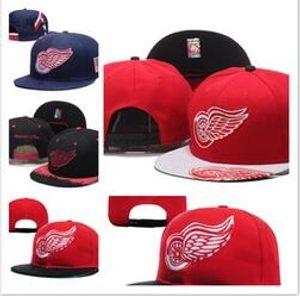 أحدث حار بالجملة الأسود ديترويت snapback القبعات للتعديل كرة المفاجئة القبعات الهيب هوب snapbacks جودة عالية اللاعبين الرياضة العظام كاب