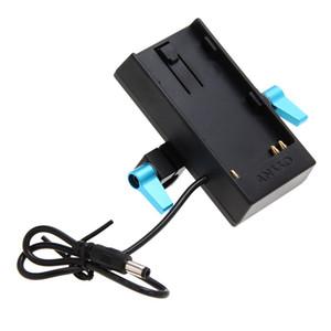 Freeshipping BMPCC BMCC Fotocamera BATTERIA A Montaggio della batteria Alimentazione Adattatore di alimentazione Adattatore per Sony BP-U60 / 30 Rod Clamp
