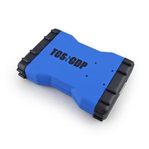 5pcs / lot TCS CDP TCS CDP PRO pour VOITURES et CAMIONS TCS CDP Pro Plus avec 2016.1 avec Bluetooth par DHL