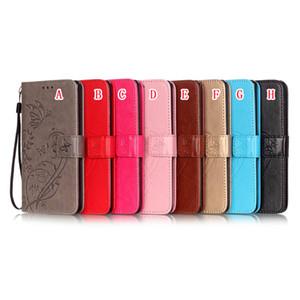 Цветок бабочка бумажник кожаный чехол Чехол для LG G5 G4 K4 K7 M1 K8 2018 K10 LS770 Stylus Stylo 2 LS775 MOTO G3 G4 X Play Card стенд крышка