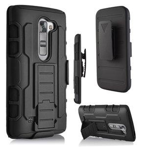 Futuro caso militare Clip da cintura per armatura LG G2 G3 G4 G5 Leon LS770 V10 K7 K8 K10 G4 Stylus Vista