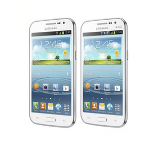Yenilenmiş Samsung Galaxy Win I8552 cep telefonu 4.7 inç 1G / 4G Dört çekirdekli 5.0MP Kamera Çift SIM Android 4.1 unlocked telefon