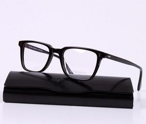Vintage Optische Gläser Rahmen Oliver Peoples 5031 Marke Designer Plank Frame Brillen für Frauen und Männer Runde Myopie Frames mit Fall