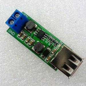 2 в 1 USB DC-DC автоматический импульс понижающий шаг вверх шаг вниз конвертер 1-6V 5В DD1205UA