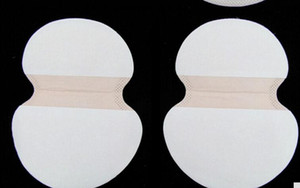 Robe à aisselles Vêtements Soin des aisselles sueur Garde parfum odeur Bouclier protecteur Déodorant absorbant Antiperspirant Livraison gratuite