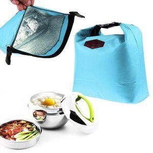 Оптово Практические Простой Разработанный водонепроницаемый Тепловое плеча Lunch Box сумка для хранения