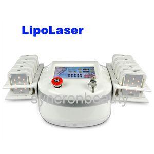 650nm LipoLaser cellulite réduire la combustion des graisses minceur machine laser lipo 160MW