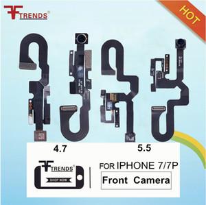 Neue Original-Front-Kamera-Nocken-Band Objektiv-Flexkabel-Ersatzteil Ersatz-Kits für iPhone 7 7 plus