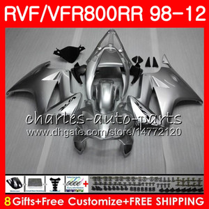 VFR800 HONDA Interceptor için kırmızı alevler VFR800RR 98 05 06 07 08 09 10 11 90HM19 VFR 800 RR 1998 2005 2006 2007 2008 2009 2010 2011 Fairing