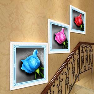 5D DIY 다이아몬드 그림 꽃 크로스 스티치 장식 다이아몬드 자 수 라인 석 바느질 DIY 라인 석 드로잉