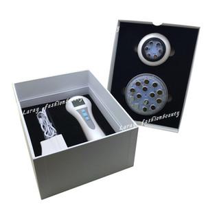 Главная польза EMS Electroporation PDT Фотон LED Light Therapy RF Radio Frequency Facial Machine лифтинг кожи массажер машина