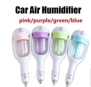 Nanum автомобили подключите Увлажнитель воздуха очистителя воздух для очистки Автотранспортного эфирного масла ультразвукового увлажнитель Аромат туман автомобиль аромат диффузоры