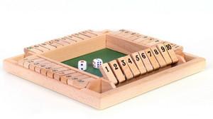 freeshipping четыре флоп игры цифровые игры ребенок родитель доска ролевые игры математические сложение и вычитание игры