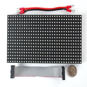 HERO P4 P6 P 7Outdoor RGB SMD LED Unit 256 * 128mm 64 * 32 بكسل لشاشة LED RGB