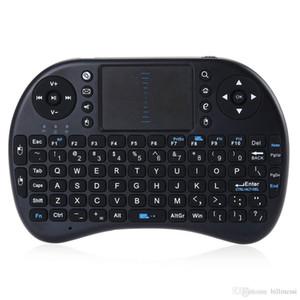 iPazzPort لوحة المفاتيح اللاسلكية 2.4 جيجا هرتز ميني ماوس لوحة المفاتيح التحكم عن بعد لوحة اللمس للهواتف الذكية الروبوت التلفزيون مربع الكمبيوتر اللوحي