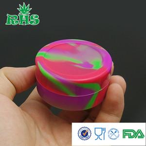 100% de qualité alimentaire 5 ml anti-adhésifs vides baume à lèvres récipients de stockage des aliments DHL navire libre S-03