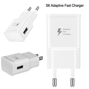 Schnellladung voll 2A Wandadapter Einzel USB Port Handy Reiseadapter Direct Home Ladegeräte Power For Note 4 S6 S7 - Qualität A