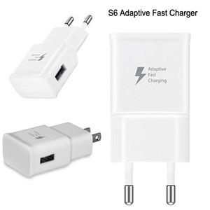 Hızlı şarj tam 2A duvar adaptörü tek USB portu cep telefonu seyahat adaptörü Için Doğrudan Ev şarj Güç Not 4 S6 S7-Kalite Bir