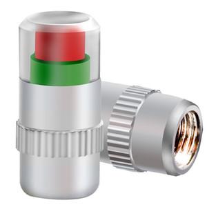 Im Auftrag des Autoreifens Reifendruckkontrolle Ventilkappe Metall Reifendruckmesser, Reifendruck-Rückschlagventil