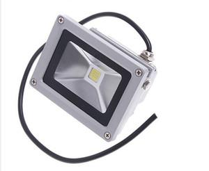 10W Paysage éclairage étanche Projecteur LED Projecteur LED rue lampe ou blanc chaud blanc extérieur lampe Spotlights AC 85-265V