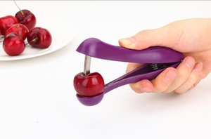 Кухонная посуда Cherry Enucleated Device Творческая кухня Гаджет бесплатная доставка