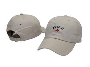NOAH + Bonés de Beisebol Curvo Brim Chapéus de Beisebol chapéus de beisebol NOAH + curvado brim moda hiphop chapéus rua pop chapéu