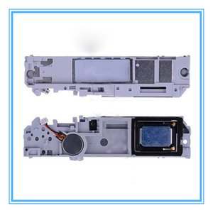 LoudSpeaker Signal Module Loud Speaker Frame con motore vibratore Assembly Board Flex Cable di ricambio per Sony Xperia Z2 D6503 D6502 L50W