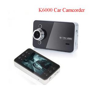 K6000 Auto DVRs 1080 P 2,4 Zoll Full HD Nacht Recorder Dashboard Vision Veicular Kamera dashcam Carcam video Registrator Auto Dvr K6000