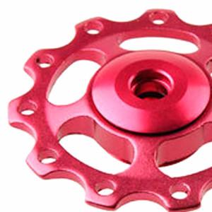11T MTB Road Bike Ciclo Guia de Ciclismo Roller Roda Traseira Mech Derailleur Polia de Alta Qualidade