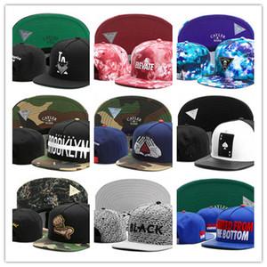 Buena venta de sombreros snapback Cayler e hijos Hip Hop nueva moda snapbacks sombreros ajustables para hombres o mujeres orden de la mezcla envío gratis por DHL
