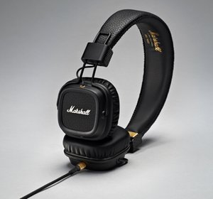 وصول جديدة مارشال الرئيسية الثانية 2 2nd جيل سماعات الضوضاء إلغاء سماعات باس عميق Studio Monitor صخرة DJ HiFi سماعة