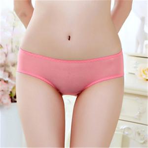 섹시한 여성 서류 속옷 부드러운 편안한 투명 나일론 솔리드 컬러 울트라 - 얇은 서류를 통해 볼 바지 메쉬 속옷 S3005