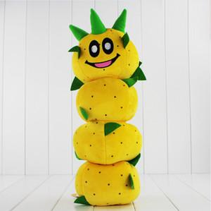 Neue Ankunft Super Mario Bros Caterpillar Pokey Sanbo Cactus Plüsch Puppe Spielzeug 40cm Qualitäts-freies Verschiffen EMS