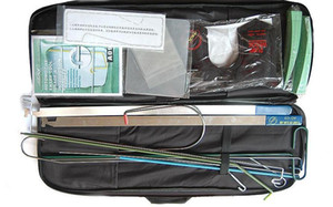 KLOM Otomatik Hızlı Açık Kiti çapraz seçim kilit Seçim Silah anahtar okuyucu Kilit Seçim Seti kilidini aracı Çilingir Aracı açık okuyucu