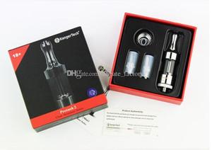 Los cigarrillos Protank 2 Clearomizer atomizador rebuildable pro tanque II Protank2 Pyrex Glassomizer Kang electrónicos en la acción Dropshipping